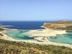 Kreta of Rhodos